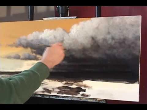 Acrylic Sky Painting Tips