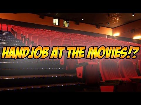 Getting a Handjob at the Movies!? thumbnail