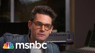 Download Lagu John Mayer, 'Recovered Ego Addict' | msnbc Gratis STAFABAND