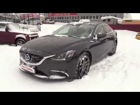 Mazda 6. Start Up, Engine, and In Depth Tour.