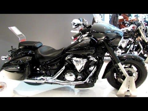2014 Yamaha MidnightStar XVS1300 CFD Walkaround - 2013 EICMA Milano Motorcycle Exhibition