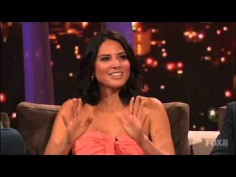Rove LA 1x04 Seth Green, Olivia Munn and Michael Weatherly 2/5