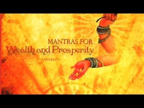 Mantras for Wealth and Prosperity - Kubera Gayatri - Sanskrit...