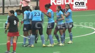 INDIAN MEN AND WOMEN HOCKEY TEAMS SHINE IN THE ONGOING HOCKEY TEST SERIES