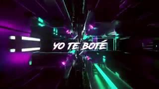 Te Bote Remix Casper X Darell X Nio Garcia X Bad Bunny X Nicky Jam X Ozuna Letra Oficial