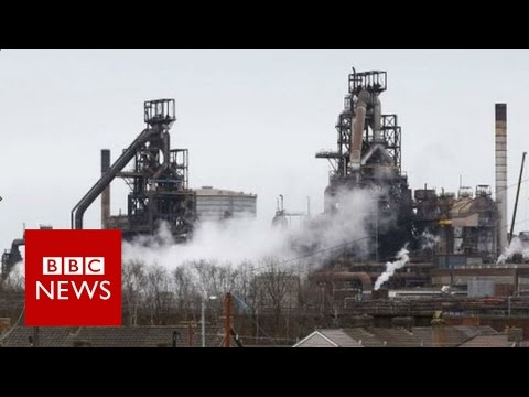 How Tata Steel made millions from EU pollution permits - BBC News