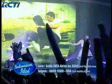 Dea [ Spektakuler Show 3 ] - Baru Aku Tahu Cinta Itu Apa - Indonesian Idol 2010