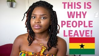 You Can't Live in Ghana If You Can't Deal With This | Negatives of Living in Ghana