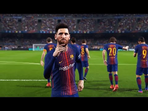 PES 2018 Lite Android 450 MB Offline High Graphics (Real Face) #1