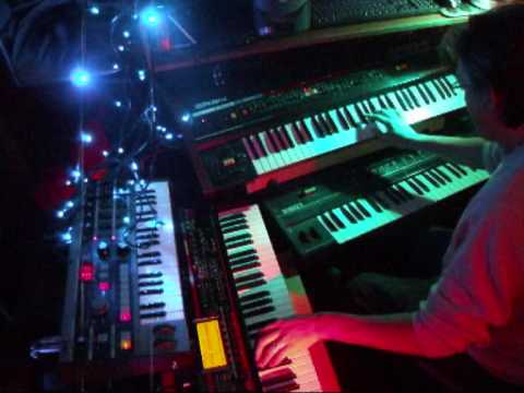 Vangelis Blade Runner blues -cover (live)