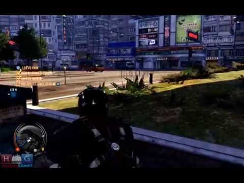 Sleeping Dogs™ : Hacking The Camera For Hkpd video