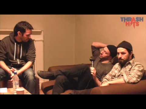 Thrash Hits TV: The Dillinger Escape Plan on Option Paralysis