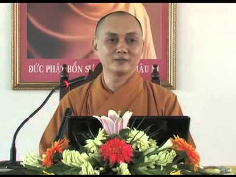 Giới Phật Tử 01: Khái Quát Giới Pháp Phật Tử Tại Gia (phần 1)