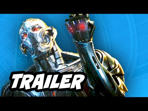 Avengers 2 Age Of Ultron Trailer 2 Breakdown