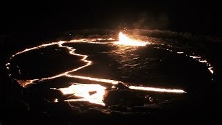 The Longest Existing Lava Lake In The World - በአለም ላይ ለረዥም ክፍለ ዘመናት የቆየ የላቫ ሐይቅ በኢትዮጵያ