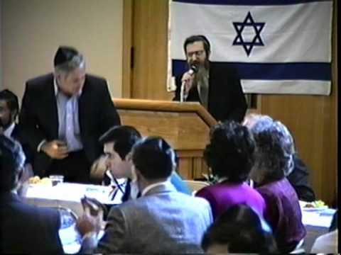 Prime Minister Binyamin Netanyahu's Address at the Lisa Kampner Hebrew Academy