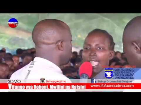 Kuvunja Vifungo vya kishetani - Healing Session Ep 8 - Bishop Dr Josephat Gwajima
