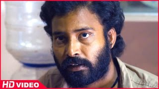 Attakathi - Thirudan Police Tamil Movie - Rajesh and Renuka worry about Attakathi Dinesh