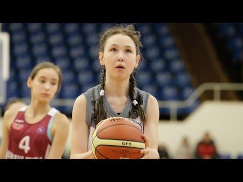 Бронзовые успехи самарских девчонок - обзор Basket63-TV