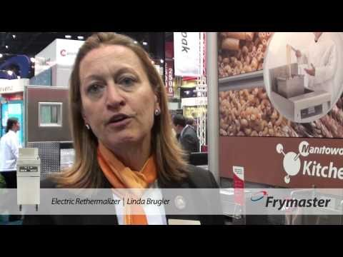 Frymaster Electric Rethermalizer Overview
