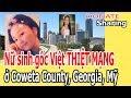 N,ữ sinh g,ố,c Việt TH,I,Ệ,T M,Ạ,NG ở Coweta County, Georgia, Mỹ - Donate Sharing
