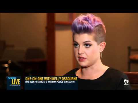 Kelly Osbourne on Working with Joan Rivers