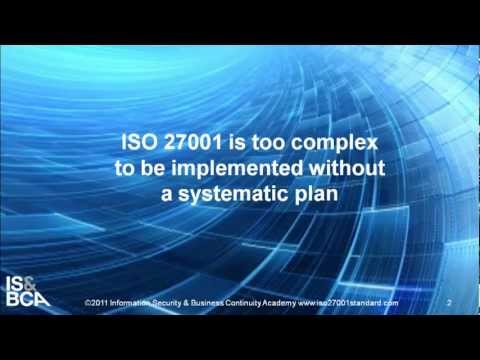 Introduction | How To Set Up ISO 27001 Project - Writing the Project Plan
