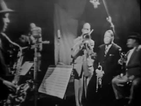 Henry Red Allen 1957- Sound of Jazz - intro + Wild Man Blues