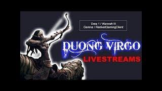 #Warcraft 3 | Giải trí với Custom Map LTD Legion | HD Itachi - Duong Virgo Channel