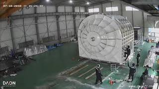 Large Thermal Vacuum Chamber_DAON corporation