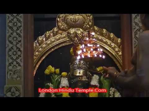 Sri Ganapathy Homam video