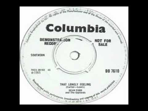 Dean Ford And The Gaylords - That Lonely Feeling