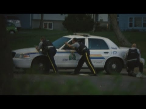 Canada shooting: Three police officers killed