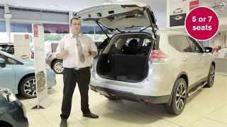 Review of the 2014 Nissan X-Trail