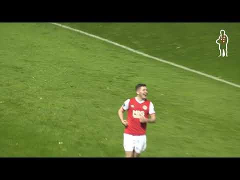 Goal: James Doona (2nd vs Derry City 26/10/2018)