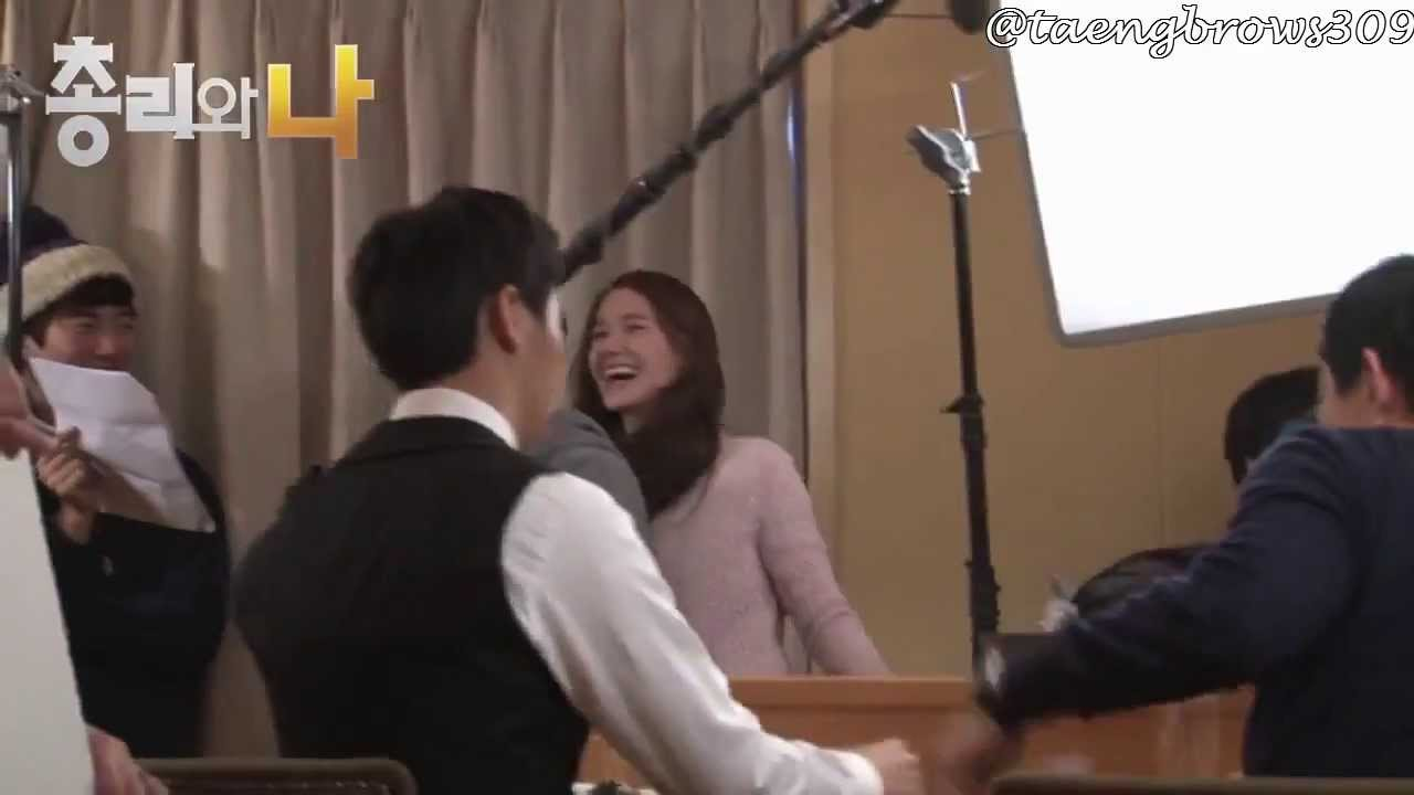 Yoona Kiss Scene Prime Minister And i Yoona Prime Minister Amp i
