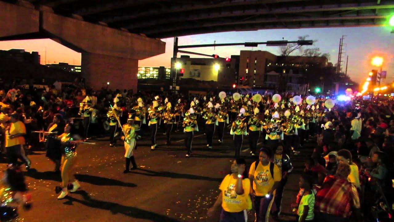 Endymion Parade 2014