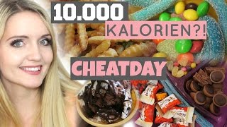 CHEATDAY | Full Day of eating |10.000 Kalorien? | Food Diary | Sandylicious