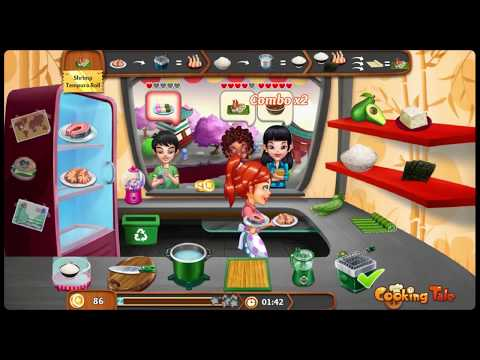 Cooking Tale - Food Games APK Cover