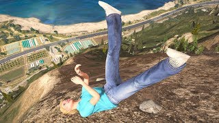 GTA 5 Funny Helicopters Ragdolls Compilation (Euphoria Physics | Funny Moments