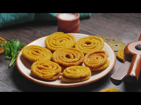Gobble |  Butter Chakli | Easy Snacks