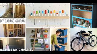 60 + Space Saving Ideas For Small Workshops Creative Ideas 2018 - Home Decorating Ideas