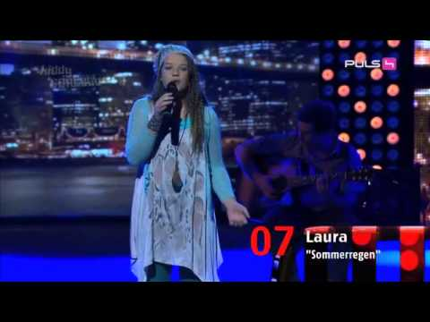 Kiddy Contest 2012 - FINALE - Laura Heily: