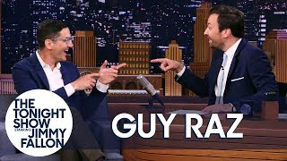 Jimmy Pitches How I Built This' Guy Raz a Solid Waffle Business Idea