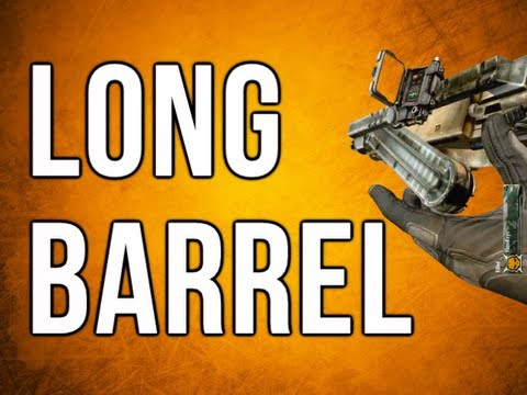 Black Ops 2 In Depth - Long Barrel Attachment