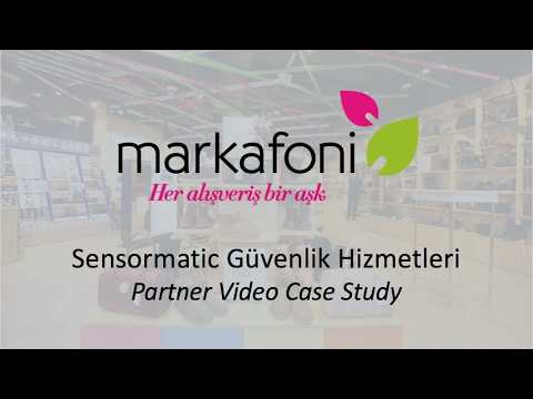 sensormatic case study