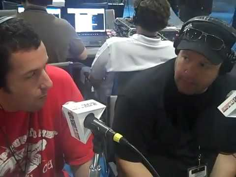 Adam Sandler, Kevin James, and Rob Schneider join The Sports Reporters ...