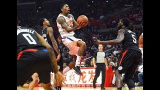Lou Williams vs. Jamal Crawford Sixth Man Showdown | 2019 Highlights Mix