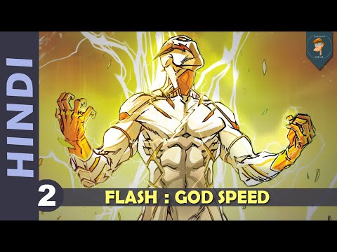 """GOD SPEED""--Episode 02 !!Who Is God Speed!!/DC Comics In HINDI"