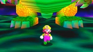 Hackeando Super Mario 64 (Memoria RAM)